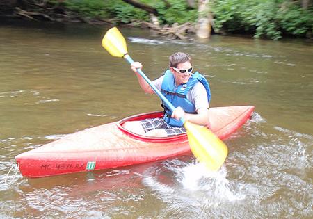 Kayaks - Northern Michigan Family Vacations | Big Bear