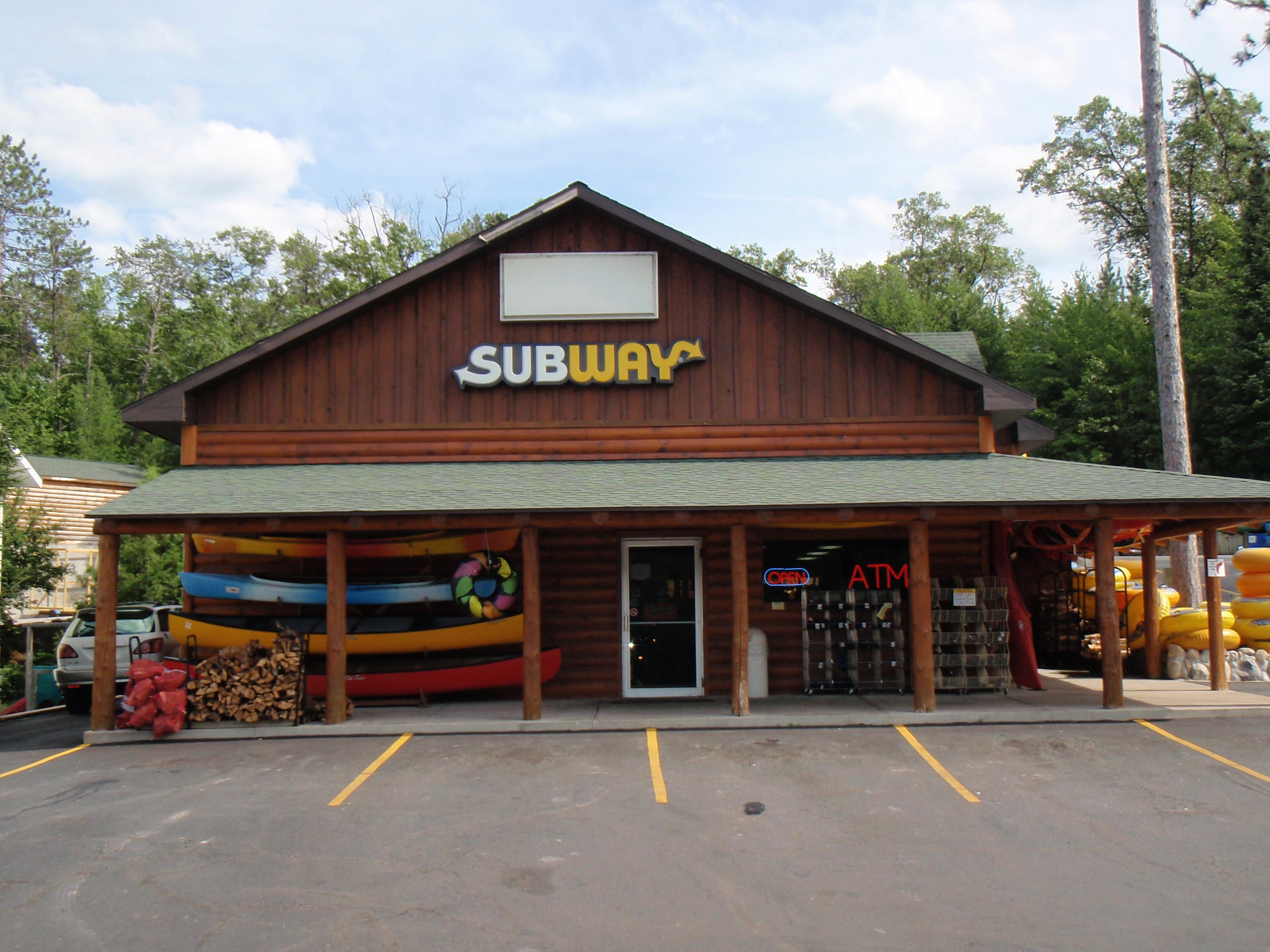 General Store & Subway - Northern Michigan Family Vacations
